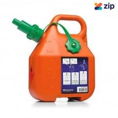 Husqvarna 505698001 - 6 LTR Orange Petrol Can Husqvarna Accessories