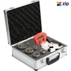Husqvarna 522976201 - Large Diameter Diamond Tile Drilling Kit Drill Bits