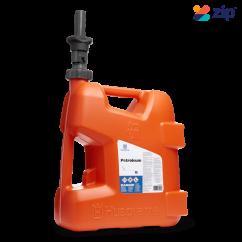 Husqvarna 580754501 - 15LTR No Spill Fuel Can Fuel Accessories