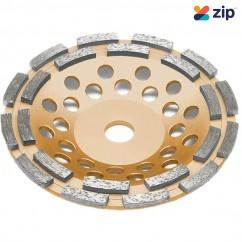"Husqvarna 582242322 - 4"" 105mm 2 RowTACTI-GRINDG65 DiamondGrinding Cup Wheel 4DROW"