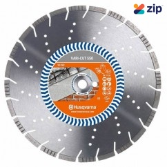 "Husqvarna 12WHITE220 - 300MM (12"") General Purpose Segmented Vari-Cut S50 Diamond Blade 586595501 Husqvarna Accessories"