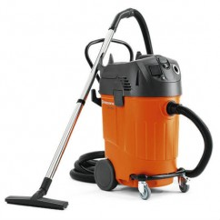 Husqvarna DC1400 -  220/240V 1400W Wet & Dry Dust Extractor Dust Extractors for Power Tools
