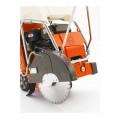 "Husqvarna FS 413 - 13HP Petrol Push Floor Saw with 2 x 20"" 400 Series Husqvarna's Genuine Blades  Machinery & Power Tools"
