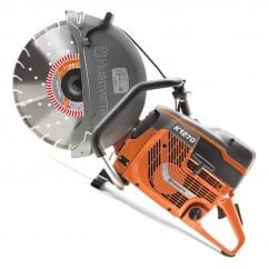 """Husqvarna K1270-16 - 16"""" (400mm) 5.8kW 2-Stroke Concrete Power Cutter Saw"""