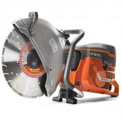 "Husqvarna K1270 - 16"" (400mm) 5.8kW 2-Stroke Concrete Power Cutter Saw 967054201 Cutting"