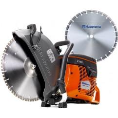 Husqvarna K760/14B2 - 300/350mm 14'' 74cc Power Cutter 2 Blade 542774401