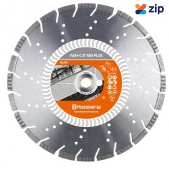 "Husqvarna 14VARICUTS65 - Plus Silver 350(14"")mm Vari-Cut Diamond Blade 587904501 Husqvarna Accessories"