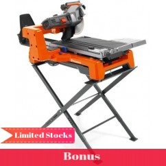 Husqvarna TS 60 - 700mm Web Tile Table Saw 240V Table Saws