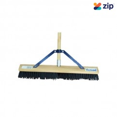 "IMPACTA 12457 - 24"" 600MM Hard Fibre Broom Concrete Hand Tools"