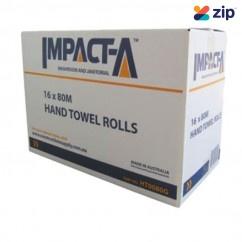 IMPACTA 13255 - 16 x 80m Hand Towel Rolls