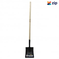 IMPACTA 28921 - 1.2M Long Wood Handle Square Head Shovel