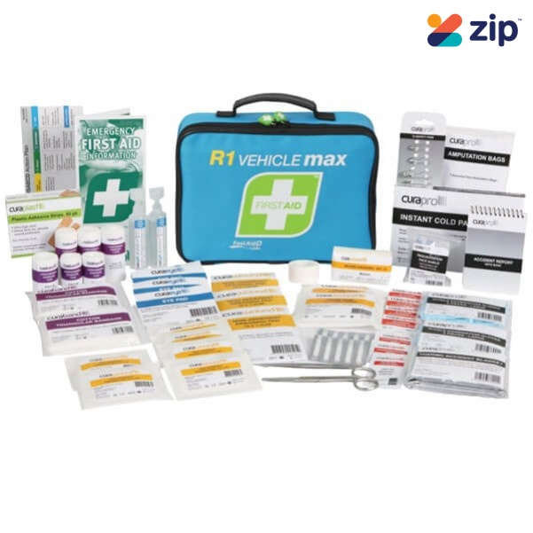 IMPACT-A FIRSTAIDKITR1 - 179PC 10 Person R1 Vehicle Soft Pack First Aid Kit 10030524 First Aid Kits