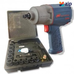 "0ft-lb 1/2"" Drive Air Impact Wrench Kit Air Impact Wrenches & Drivers"