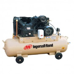 Ingersoll Rand 2545C10/8-SD - 7.5KW 10HP 3-Phase 2-Stage Air Compressor Three Phase