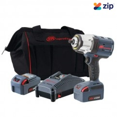 "Ingersoll Rand W7152-K22-AN - 1/2"" 20V High Torque Impact Wrench Kit"