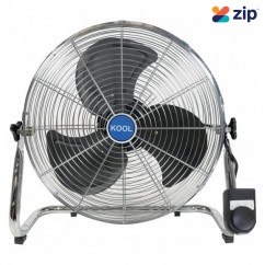 Kool FD-45 - 240V 450MM swivels 140º Industrial Floor Fan F026 Floor Fans & Ventilators