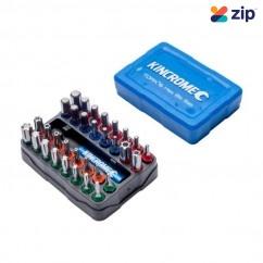 "Kincrome 13651 - 1/4"" 33 Piece TORX HEX Bit & Holder Set Drill/Driver Bit Sets"