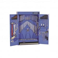"Kincrome 21081 - 212Piece 1/4, 3/8 & 1/2"" Drive Tool Cabinet Tool Kit"