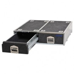 Kincrome 51000 - 995 x 245 x 955MM 2 Drawer Vehicle Drawer System
