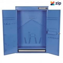 Kincrome 51015 - 19.89KG 612 x 192 x 902MM Large Workshop Cabinet Workshop Shelving & Tool Hanging