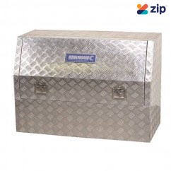Kincrome 51037 - 1210mm Upright Aluminium Truck Box  Ute & Truck Boxes