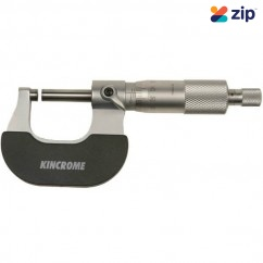 Kincrome 5606 - 0-25mm Micrometer External Measuring Caliper