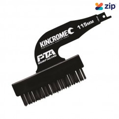 Kincrome K21621 - 115mm 1 Piece Reciprocating Saw Wire Brush Scraping Tools