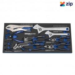 Kincrome EVA440T - 8 Piece EVA Tray Pliers / Wrenches Plier
