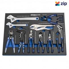 Kincrome EVA441T - 10 Piece EVA Tray Pliers / Wrenches Plier