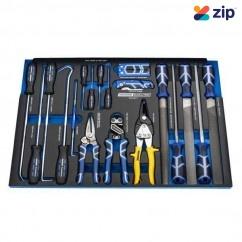 Kincrome EVA461T - 19 Piece EVA Tray Cut / Scrap Cutting Knives