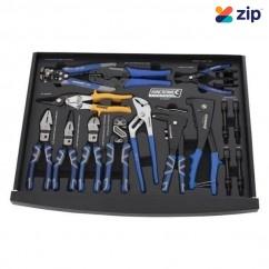 Kincrome EVA562T - 15 Piece EVA Tray Pliers & Riveters Plier