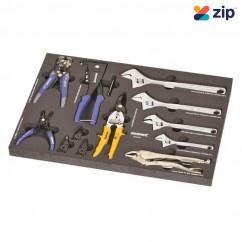 Kincrome EVA67T - 13 Piece EVA Tray Pliers & Wrenches Plier