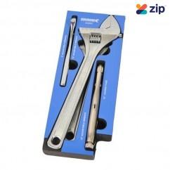 Kincrome EVA83T - 4 Piece EVA Tray Adjustable Wrench & Locking Plier Plier
