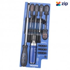 Kincrome EVA86T - 26 Piece EVA Tray Screwdrivers & Fastening Set Screwdriver Sets