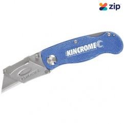 Kincrome K060011 - 150MM Lock Back Folding Utility Knife Cutting