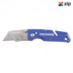 Kincrome K060014 - Magnetic Folding Utility Knife Cutting Knives