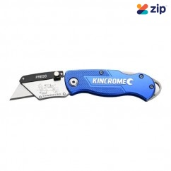 Kincrome K060045 - Folding Utility Knife Quick Release Cutting