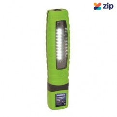 "Kincrome K10202 - 400 Lumens Lithium-Ion ""HI VIS"" Green SMD LED Worklight Torch with Rechargeable Batteries"