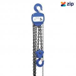 Kincrome K12083 - 3 Tonne 3M Lift Workshop Chain Block Workshop Equipment