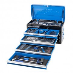 "Kincrome K1211 – 182 Piece 6 Drawer 1/4, 3/8 & 1/2"" Drive Evolution Tool Chest Tool Kit"