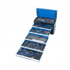 Kincrome K1220 - 188 Piece 9 Drawer Evolution Tool Kit Tool Chests & Trolleys
