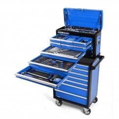 Kincrome K1230 -  205 Piece 675mm 14 Drawer Deep Evolution Workshop Tool Kit Tool Chests & Trolleys