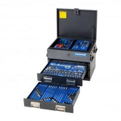 "Kincrome K1249 - 218 Piece 1/4, 3/8, 1/2"" Drive 2 Drawer Ute Box Tool Kit Tool Kit"