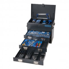 "Kincrome K1258 - 219 Piece 1/4,3/8 & 1/2"" Drive Truck Box Tool Kit"