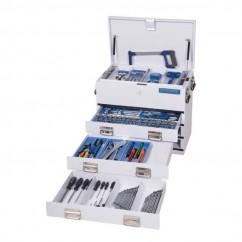 """Kincrome K1258W - 219 Piece 1/4,3/8 & 1/2"""" Drive Truck Box Tool Kit"""