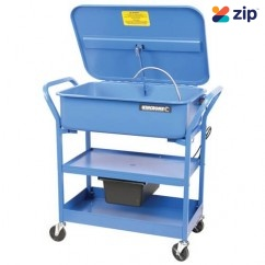 Kincrome K13082 - 75L Mobile Parts Washer Workshop Tool Boxes & Trolleys