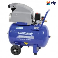 Kincrome K13101 - 240V 2.5HP 40L Direct Drive Single Phase Air Compressor Single Phase