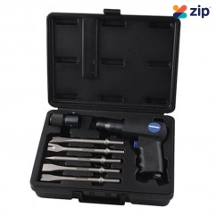 Kincrome K13255 - 8 Piece Air Hammer Chisel Set  Chisels and Punches