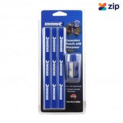 Kincrome K14083 - Pack of 7 Includes Sharpener Carpenters Pencils Markers & Pens
