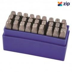 Kincrome K15008 - 10mm 27 Piece Letter Stamp Set Workshop Equipment
